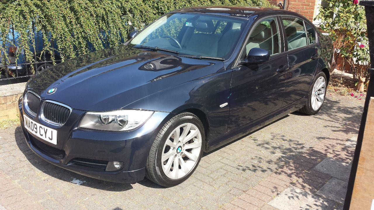 BMW 3 Series 2.0 320D SE Saloon Diesel Blue