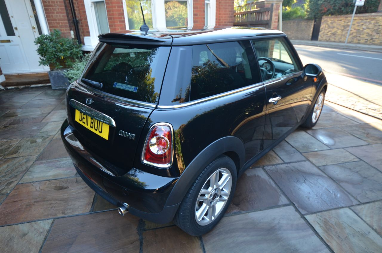 Mini Hatchback 1.6 Cooper [122] 3dr