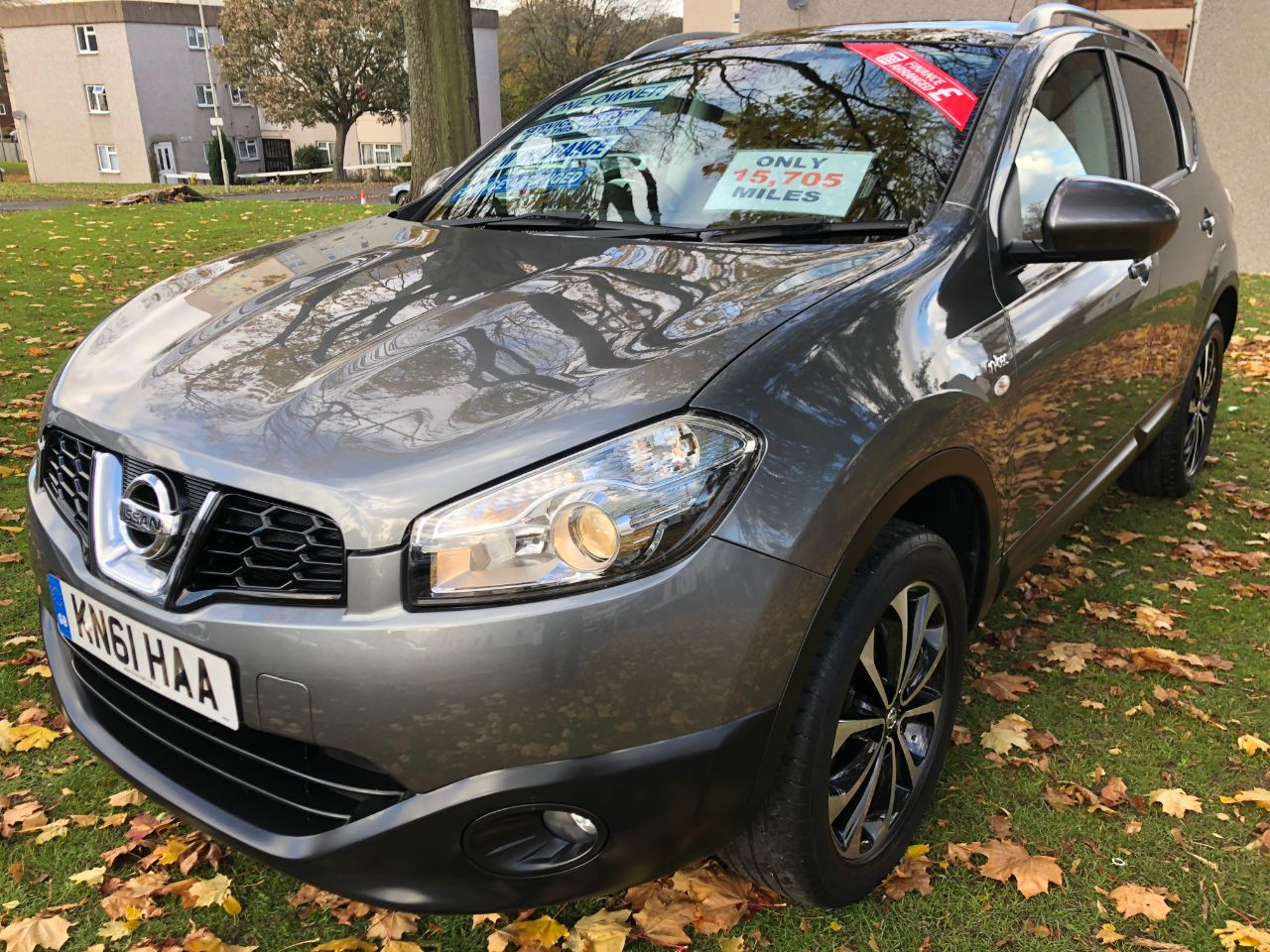 Nissan Qashqai 1.6 [117] N-Tec 5dr *ONLY 15k MILES* *FSH* *PANORAMIC ROOF* *ONE OWNER at Halesowen Autos Halesowen
