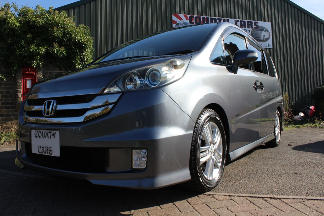 Honda Stepwagon 2.0 Spada MPV Petrol Unmarked Metallic Grey
