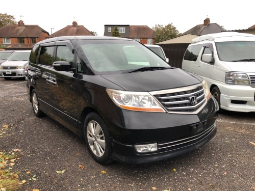 Honda Elysion prestige 2.4 petrol auto mpv 7 seater fresh import MPV Petrol Black