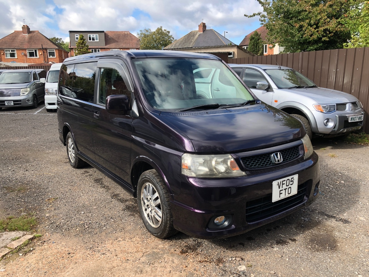 Honda Stepwagon Spada 2.0 i vtec mpv 8seater 4wd fresh import Four Wheel Drive Petrol Purple