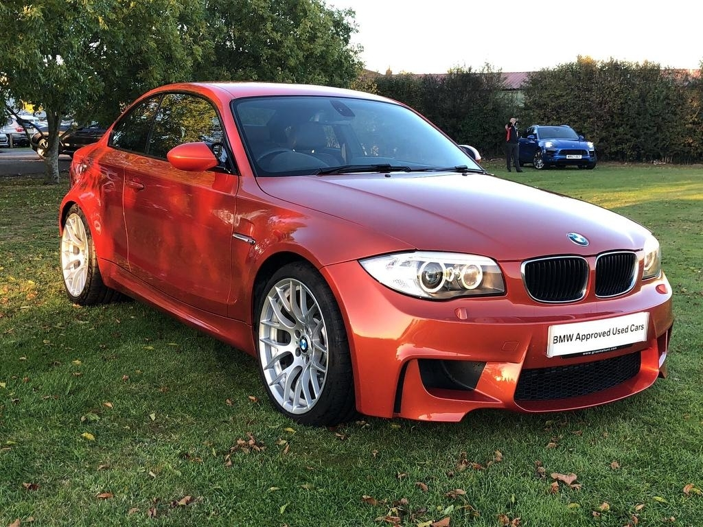 BMW 1 Series 3.0 1 Series M Coupe Coupe Petrol Orange