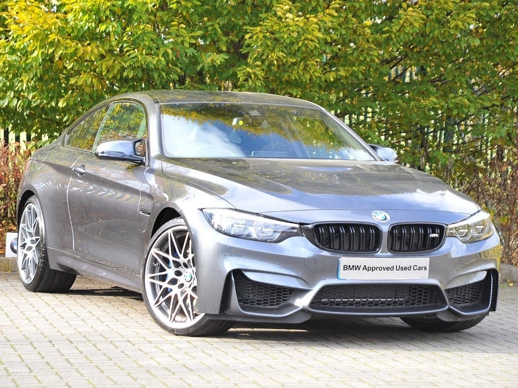 BMW M4 3.0 M4 Coupe Competition Package Coupe Petrol Grey