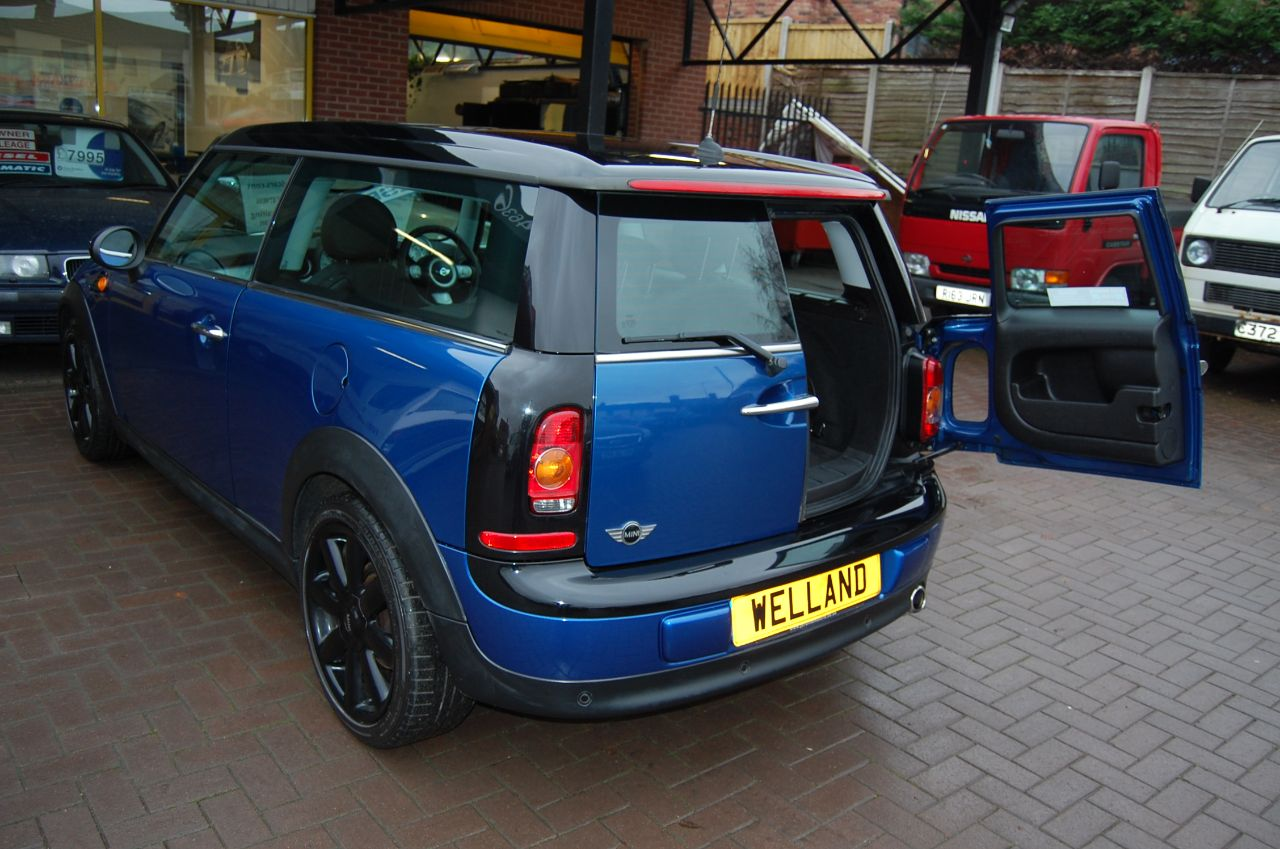 2008 Mini Clubman 1.6 COOPER D 5 DOOR 6 SPEED FULL LEATHER # DEPOSIT TAKEN #
