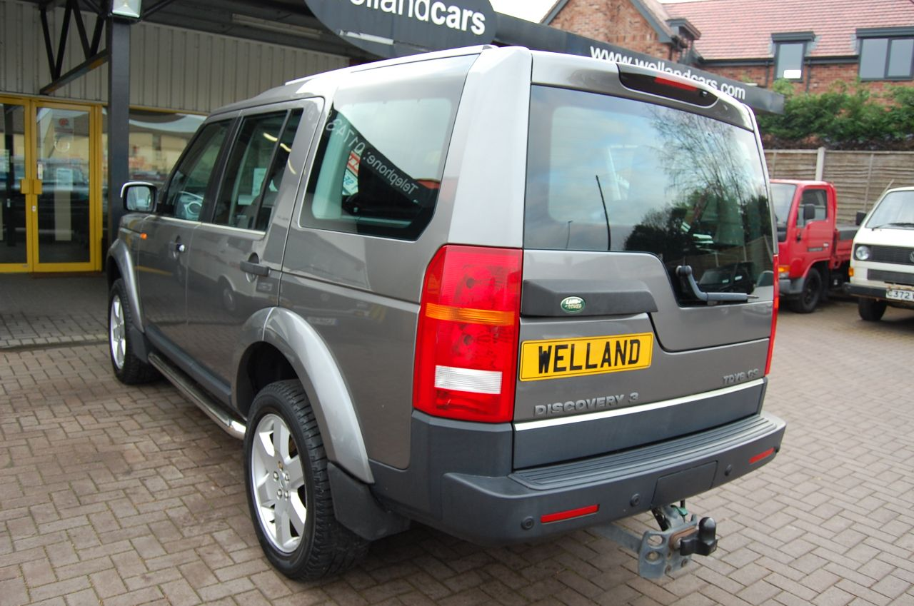 2007 Land Rover Discovery 2.7 Td V6 GS 5 DOOR 6 SPEED MANUAL 1 OWNER FULL SERVICE HISTORY VERY LOW MILEAGE