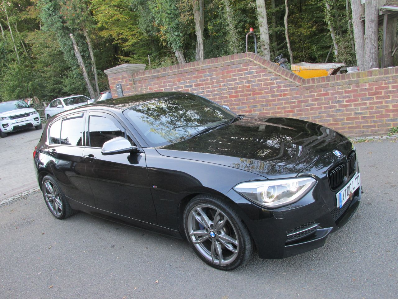 2014 BMW 1 Series 3.0 M135i M Performance 5dr Step Auto