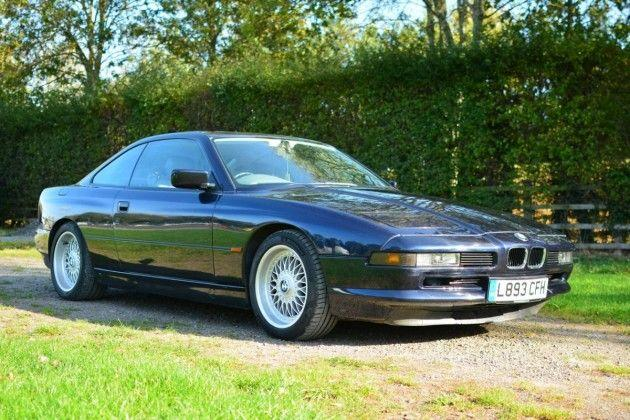 BMW 8 Series 4.0 840 Ci Auto Coupe Petrol Blue