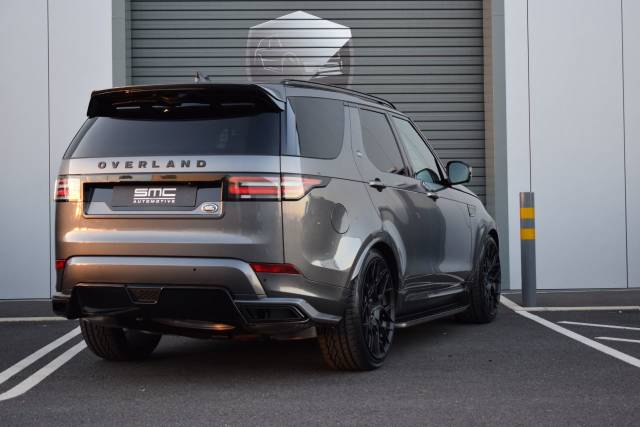 Land Rover Discovery DISCOVERY 5 Commercial 3.0 HSE Auto SMC Exclusive Star Tech Edition HSE Four Wheel Drive Diesel Grey