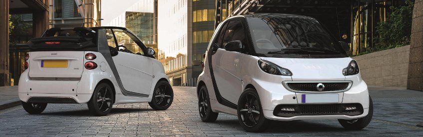 Smart fortwo Coupe Grandstyle 84