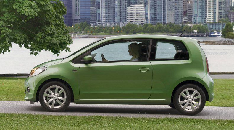 Five of the Best Tax-Busting Cheap City Cars