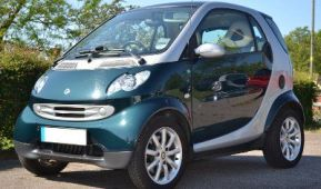 Smart fortwo Coupe Grandstyle 84 Review
