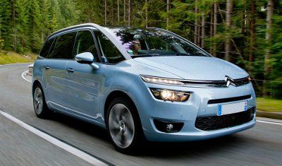 Citroen C4 1.6 e-HDi 115 Exclusive Review