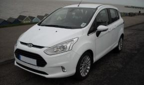 Ford B-Max 1.0T EcoBoost 100 Titanium Review