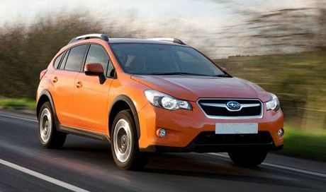 Subaru XV 2.0d S Review