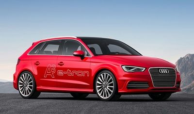 Ladies' Choice: Audi A3 e-tron