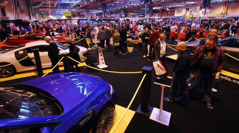 Top 11 International Motor Shows