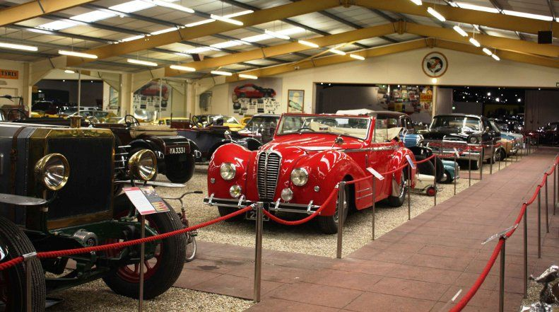 Top 11 Motor Museums in the UK