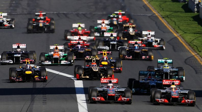 Top 11 Greatest Formula 1 Drivers
