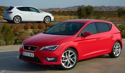 Seat Leon FR 2.0 TDI vs VW Golf GT 2.0 TDI