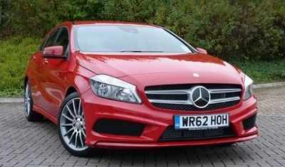 Mercedes-Benz A200 BlueEfficiency AMG vs BMW 1 Series 116i M Sport