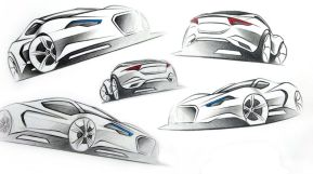 Five of the Most Exciting Concept Drives of 2014