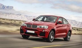 BMW X4 xDrive 20d SE Review