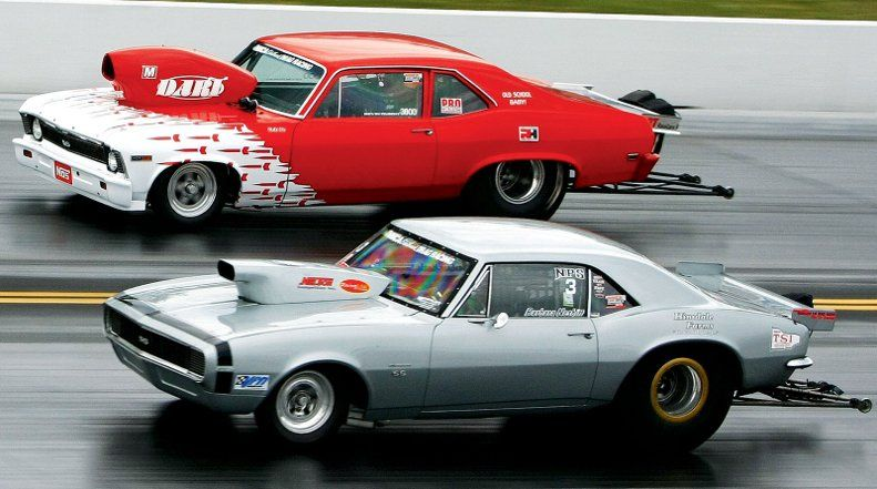 Five of the Best Drag Races on YouTube