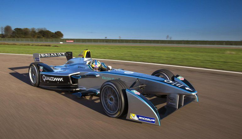 Formula E cars look fantastic