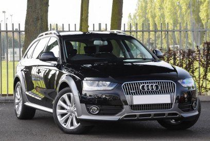 Audi A4 2.0 TDI 177 Allroad Estate