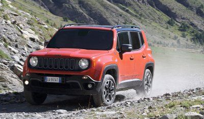 Jeep Renegade 2.0 MultiJet Trailhawk Review