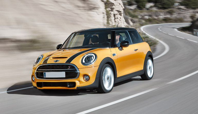2014 Mini Cooper S vs  2014 Mini Cooper SD