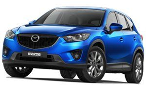 Ladies' Choice: Mazda CX-5 Crossover 2.2D Skyactiv-D 150 SE-L Lux 5dr