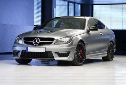 Mercedes Benz C-Class Coupe C63 AMG 2dr