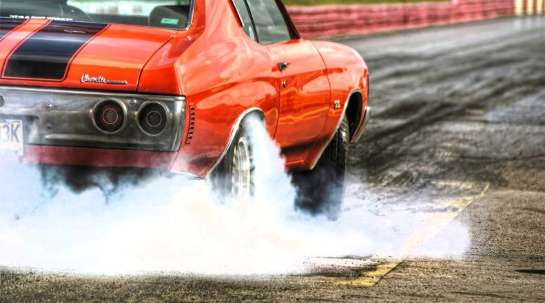 5 of the best burnouts