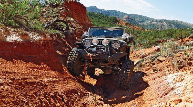 Top 11 places to go off-roading in the UK