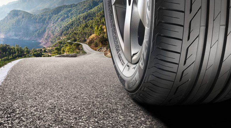 5 of the best road legal tyres