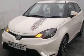 2014 MG3 1.5 VTi-TECH 3Form Sport £8999