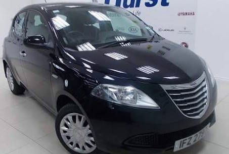 2012 Chrysler Ypsilon 1.2 S £4995