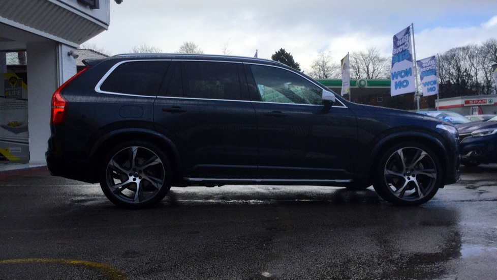 Volvo XC90 0.0 2.0 D5 PowerPulse R DESIGN Pro AWD Geartronic with