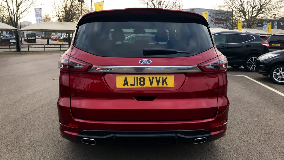 Ford S-MAX 0.0 2.0 TDCi 180 ST-Line 5dr Powershift