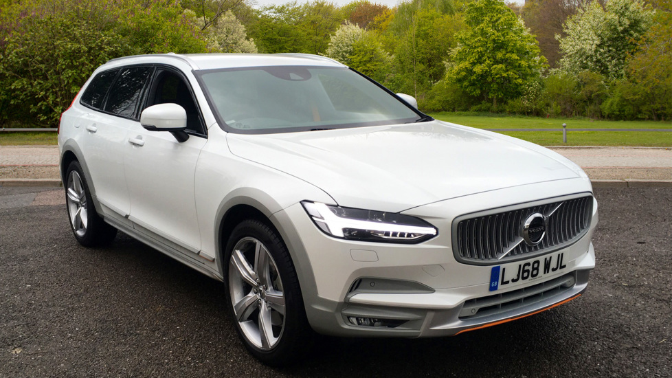 Volvo V90 0.0 2.0 D4 AWD Cross Country Ocean