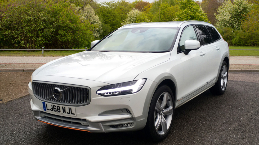 Volvo V90 0.0 2.0 D4 AWD Cross Country Ocean Race Estate Auto wi