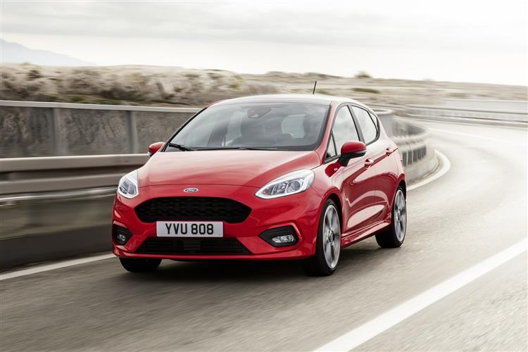 Ford Fiesta 0.0 Active X 1.0 125ps Ecob St6.2