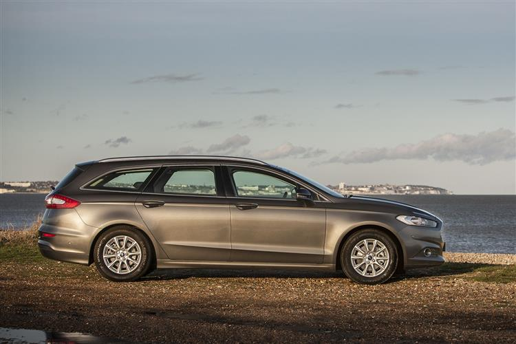 Ford Mondeo 0.0 St-Line Edition 2.0 Tdci 180ps S6 C