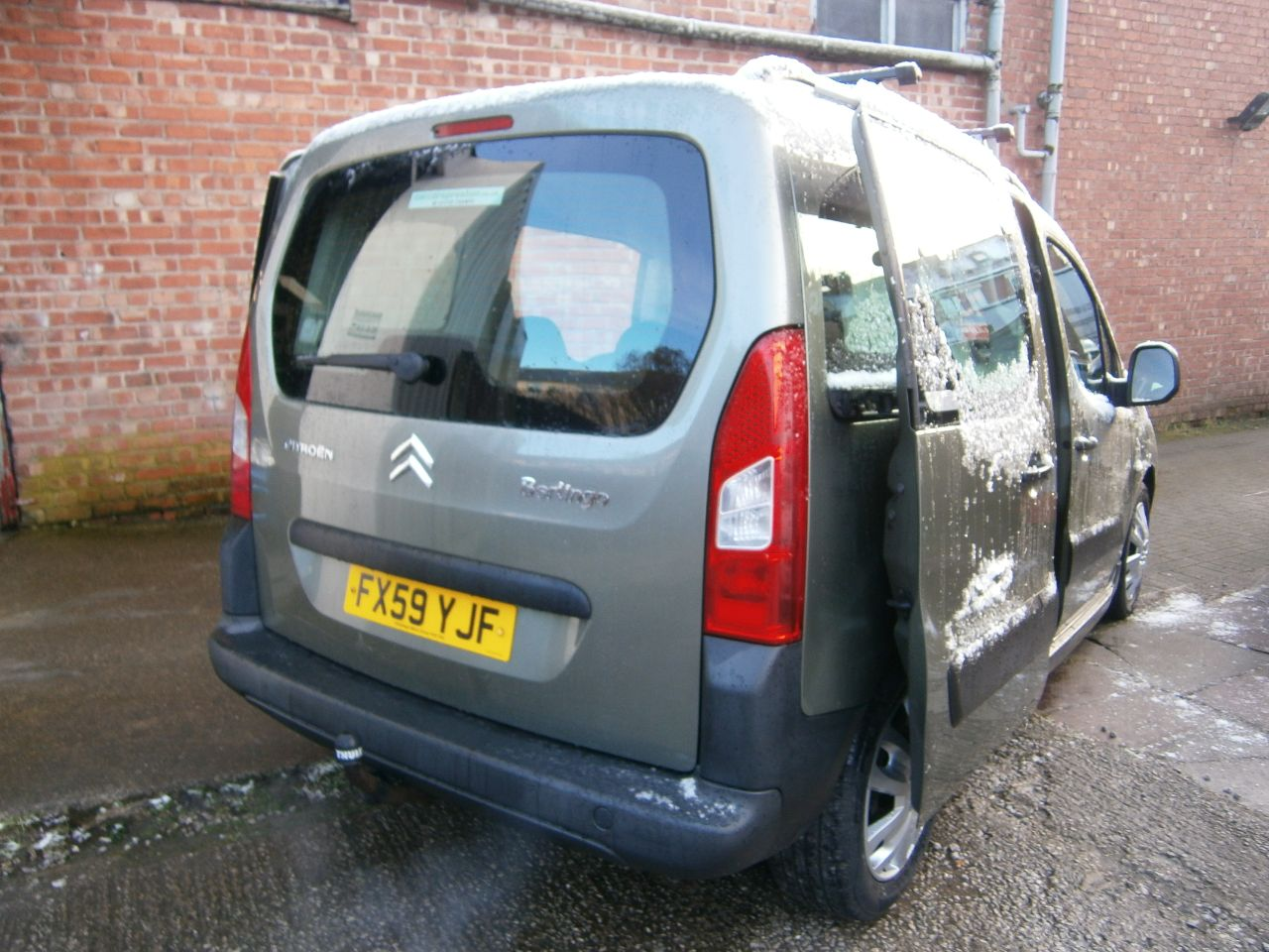 2009 Citroen Berlingo Multispace 1.6 HDi 90 XTR 5dr