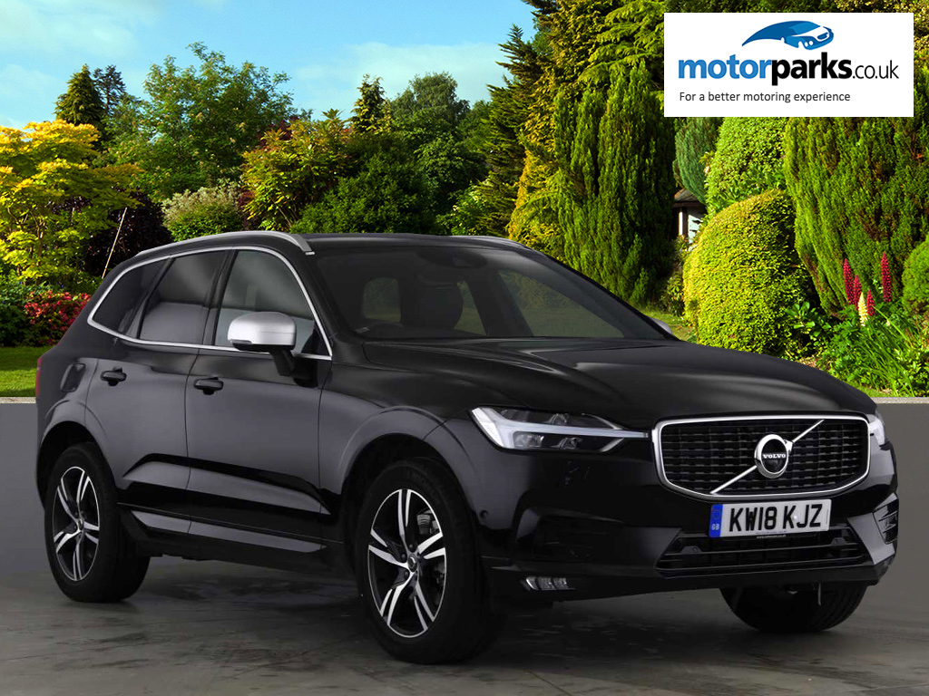 Volvo XC60 0.0 2.0 D4 R DESIGN 5dr AWD Geartronic Panoramic Roof