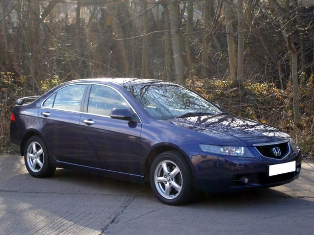 Honda Accord 2.2 I-ctdi Sport