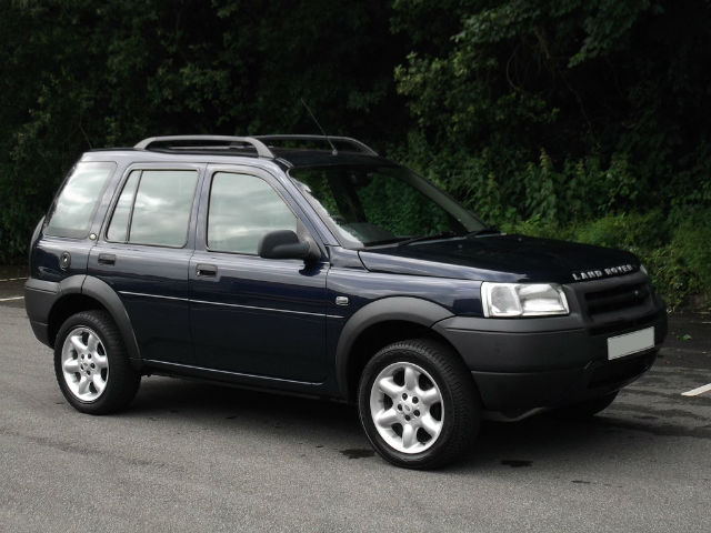 second hand land rover freelander 2 0 td4 kalahari for. Black Bedroom Furniture Sets. Home Design Ideas