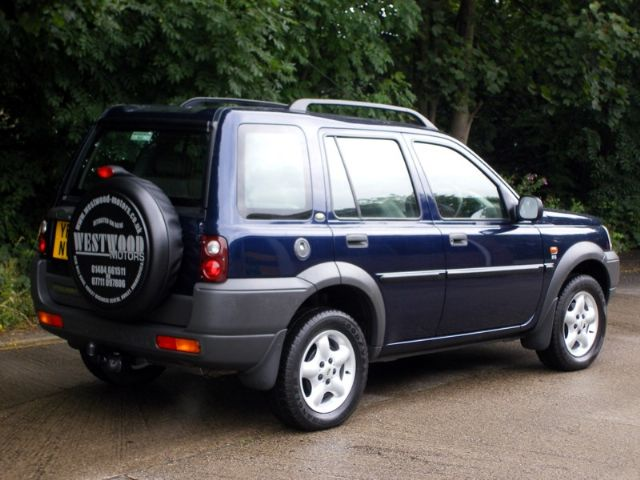 Land Rover Freelander 1.8 Es Station Wagon